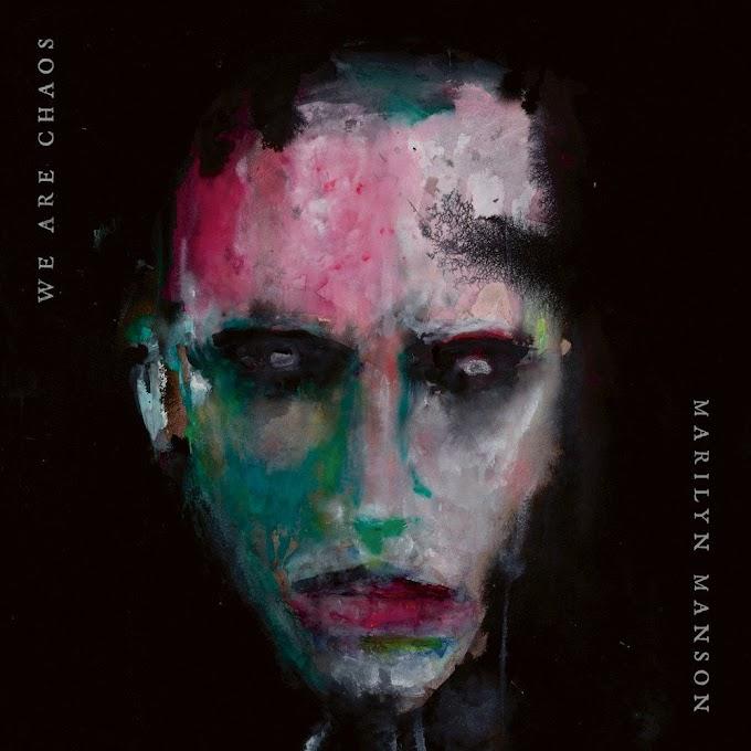 """Marilyn Manson lanza su nuevo álbum """"WE ARE CHAOS"""""""