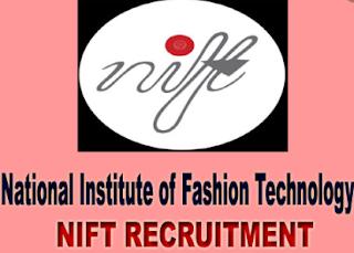 NIFT Recruitment 2021 Jobs - Junior Assistant, 18 Posts