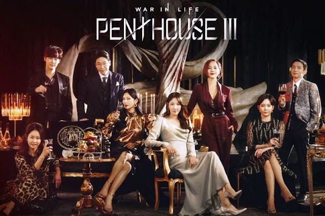 Daftar Nama Dan Biodata Pemain Drama Korea The Penthouse Season 3 2021 Lengkap
