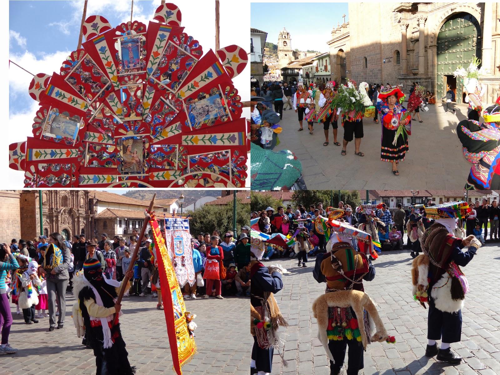 """FESTA EM CUSCO """"VIRGEN NATIVIDAD DE ALMUDENA"""" - Cusco,  Peru"""