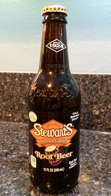 Stewart's Root Beer