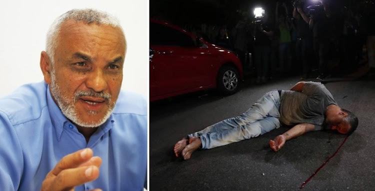Manifestante agredido em ato no Instituto Lula tem alta após 20 dias