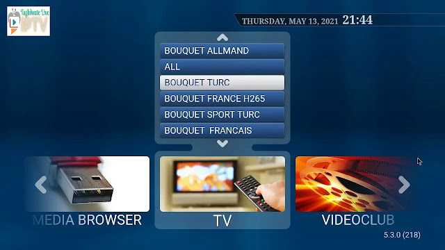 Smart Stb IPTV portal codes iptv How to set (STB Smart) live TV on xiaomi me box your android TV streaming box!