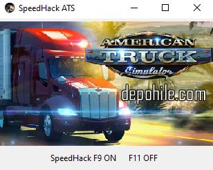 American Truck Simulator v1.36.x Tutor Speed Trainer Hilesi 2020