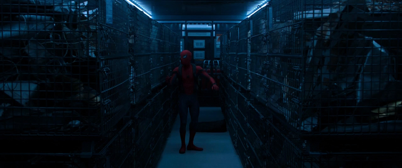 Spider-Man: De Regreso a Casa (2017) BRRip720p Español Latino – Ingles captura 3