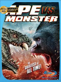 Ape vs Monster (2021) Latino [480] [Google Drive] Onix