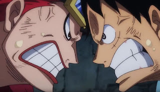 One Piece Episodio 919
