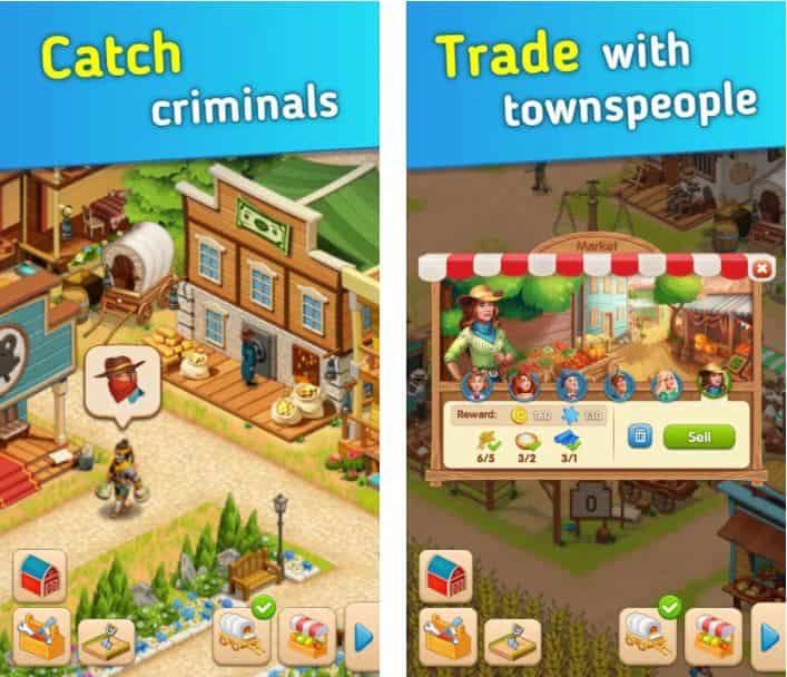 Homesteads v20000294 MOD, Unlimited Money - Game mô phỏng cho điện thoại