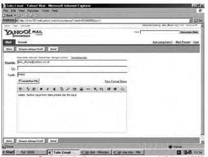 Tata Cara Pembuatan dan Penggunaan Email