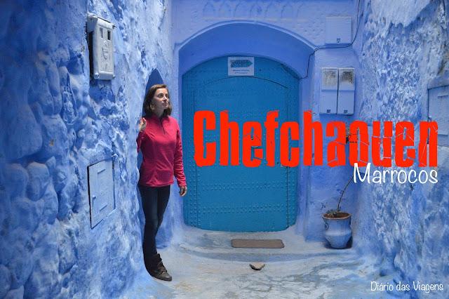 O que visitar em Chefchaouen, Marrocos