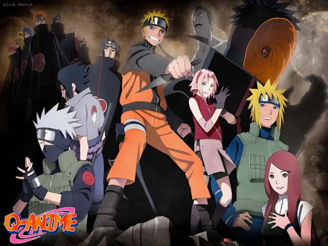 Sinopsis Lengkap Anime Naruto Shippuden