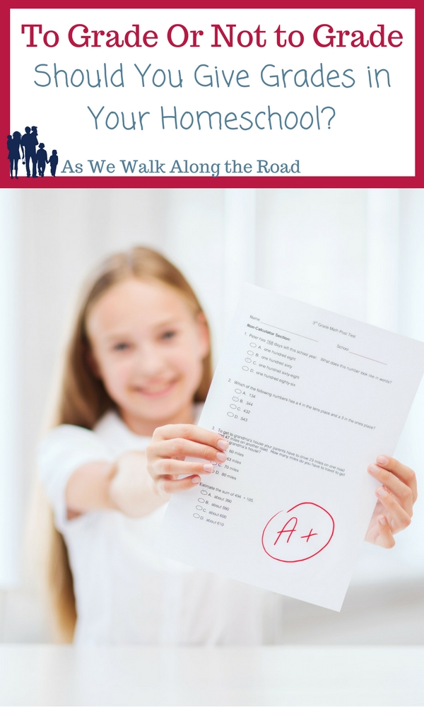 Grading in your homeschool