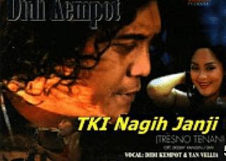 Lirik Lagu TKI Nagih Janji - Didi Kempot