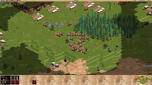Egyptian cũng có nhược điểm nhưng nhìn chung thì đó là Age of Empires siêu mạnh