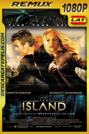 La isla (2005) 1080p BDRemux Latino – Ingles