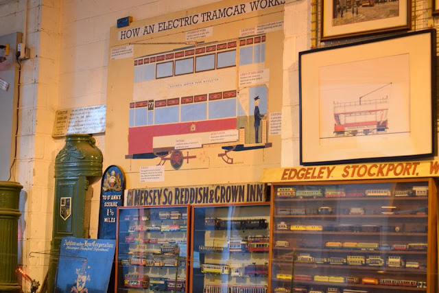 Manchester Transport Museum Society, Heaton Park