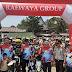 Joune Ganda Sponsor Utama Ajang Traill Adventure HUT Desa Treman
