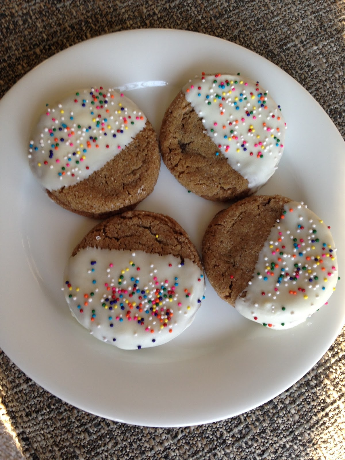 best moist ginger cookies