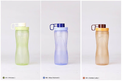 Jumbo Splash Bottle Tulipware