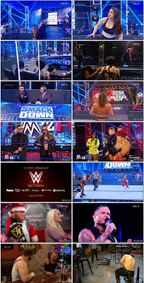 WWE Friday Night SmackDown 24th Jul 2020 480p 720p || 7starhd