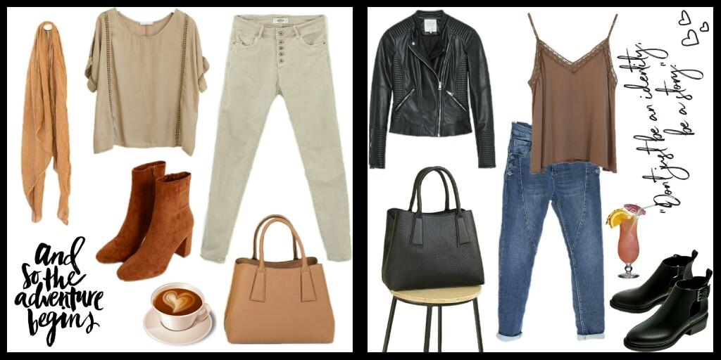 7 atuendos con ropa casual para mujer