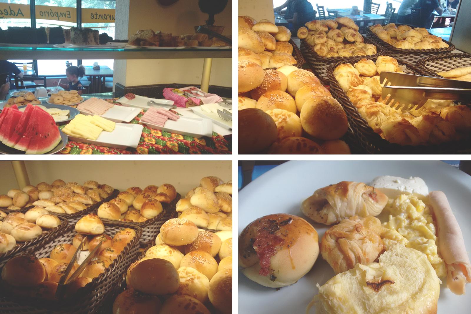 mesa café da manhã panetteria dicapri campinas