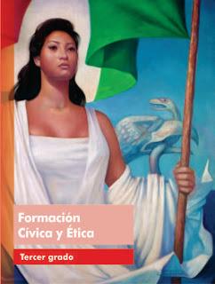 Libro de Texto Formación Cívica y Ética Tercer Grado Ciclo Escolar 2016-2017