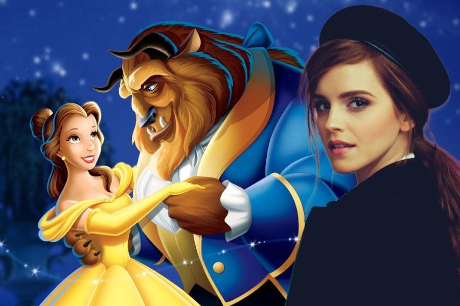 Remake del cuento clásico de Disney La bella y la Bestia