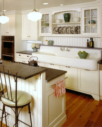 Cottage Farmhouse Kitchens {inspiring in white} - Fox ...