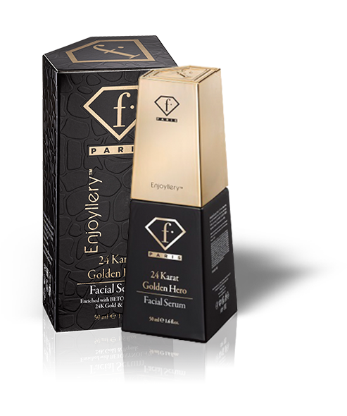 24 Karat Golden Facial Serum