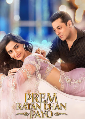 Prem Ratan Dhan Payo 2015 [Hindi 5.1ch] 720p | 480p BRRip ESub x264 1.2Gb | 500Mb
