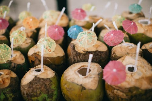 What are the benefits of coconut water for infants