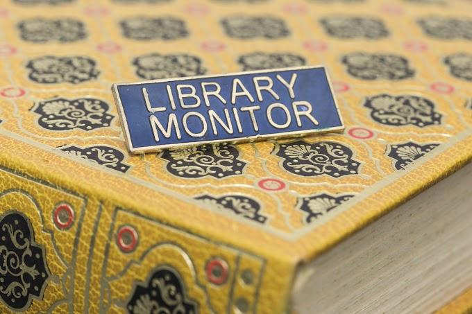I Am Not A Librarian