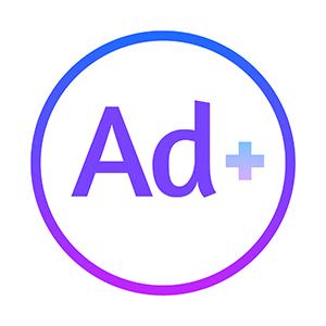 ad plus logo