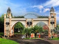 Tempat wisata di Lembang Bandung yang baru