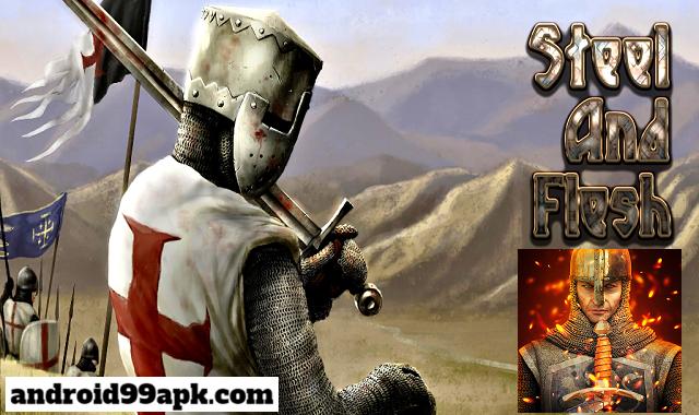 لعبة Steel And Flesh 2 v1.0 مهكرة كاملة بحجم 267 MB للأندرويد