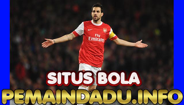 Cesc Fabregas Menyesal Telah Meninggalkan Arsenal Terlalu Cepat