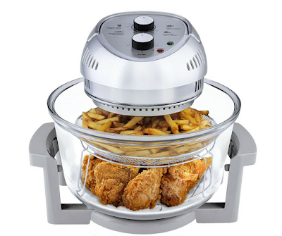 Win a Big Boss Oil-Less Fryer