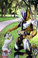 S.H. Figuarts Kamen Rider Thouser 51