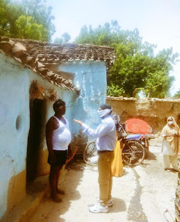 जालौन: जनपद के समस्त जनसेवा केंद्रों पर निशुल्क बनेंगे आयुष्मान कार्ड Jalaun: Ayushman card will be made free of cost at all public service centers of the district Hindi News
