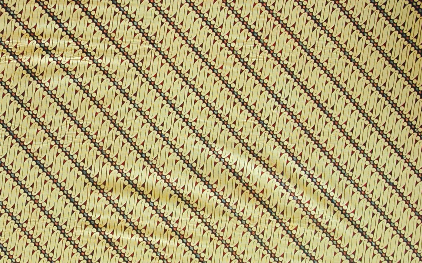 Macam Macam Motif Batik di Indonesia - Contoh Batik Garut