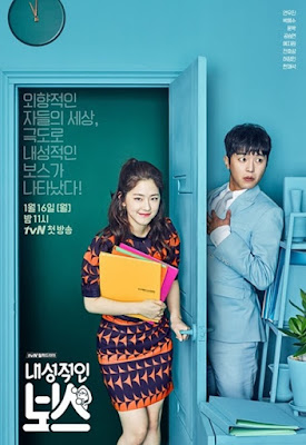 drama korea terbaru introverted boss