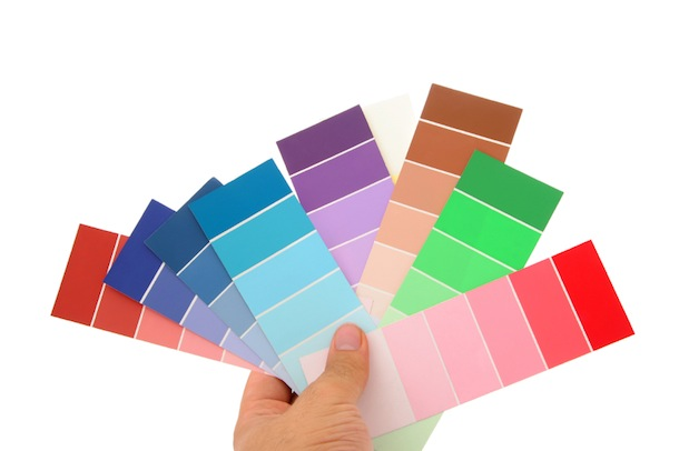 How to really pick the right paint colors for your home - How to pick paint colors ...