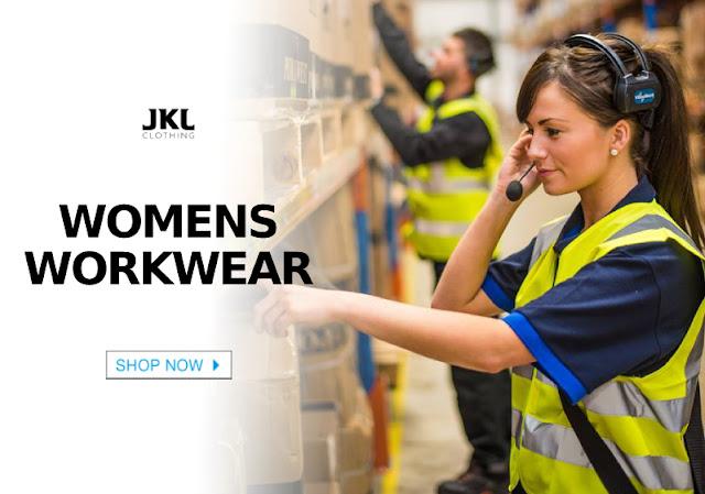 Womens Portwest Workwear