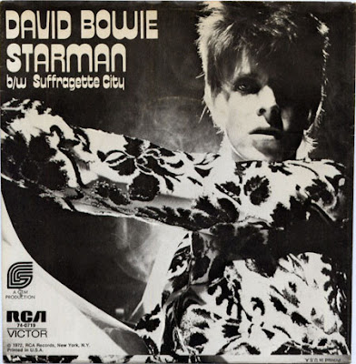 Starman / David Bowie / 1972