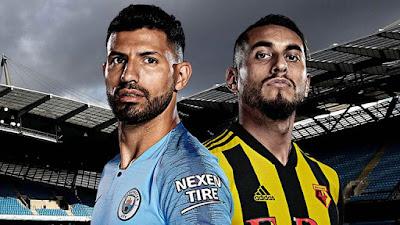 مشاهدة مباراة مانشستر سيتي وواتفورد بث مباشر اليوم 21-9-2019 في الدوري الإنجليزي