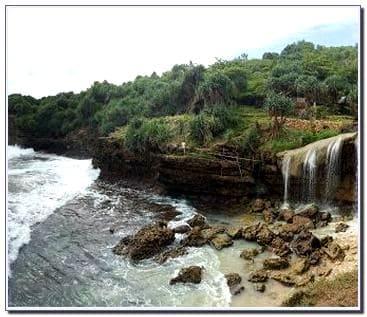 wisata pantai jogan gunung kidul