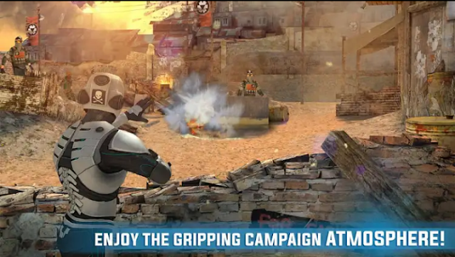 Over Kill 3 Apk+data Game Download For Android