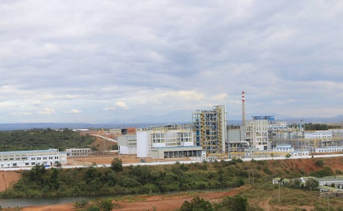 Nhà máy nhôm Nhơn Cơ