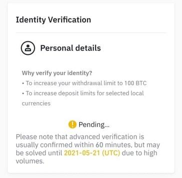 Tahapan verifikasi Know your customer